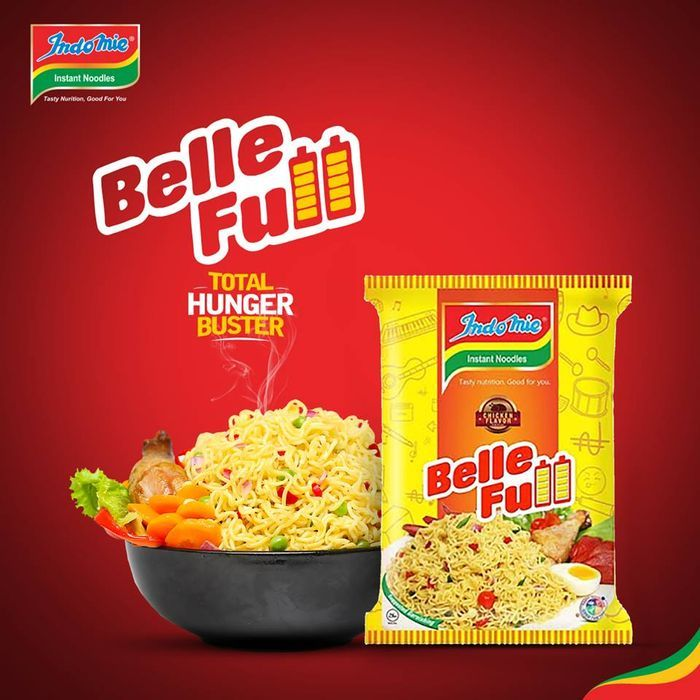 indomie bellefull
