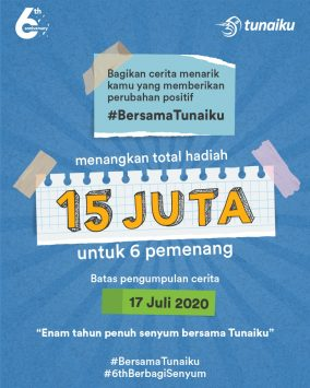 Tunaiku 6th Anniversary